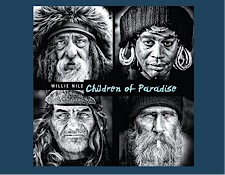 Review of Willie Nile's New Children Of Paradise Album on CD, Tidal