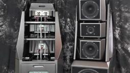 Audiophile loudspeakers, high end audio speakers, electrostatic