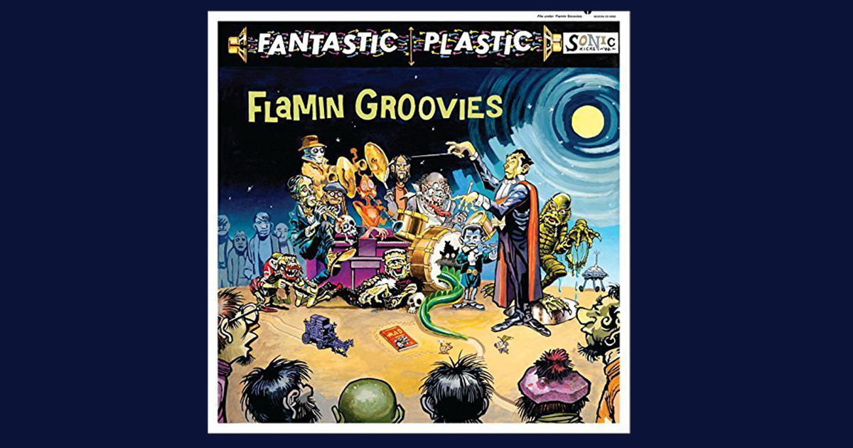 Download mp3 full flac album vinyl rip End Of The World - The Flamin Groovies - Fantastic Plastic (CD, Album)