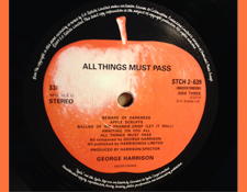 http://audiophilereview.com/images/GeorgeHarrisonAllThingsMustPassAppleLabel225.jpg