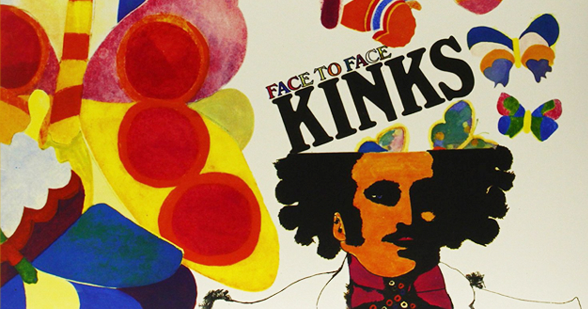 Konsidering The Kinks Face To Face Reissue Audiophile