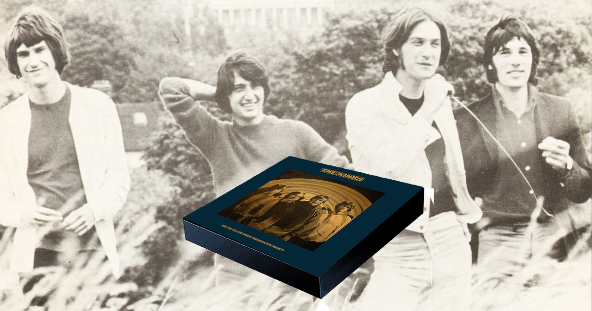 The Kinks Are The Village Green Preservation Society 50th