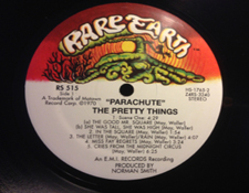 Oh You Pretty Things Parachute Reissued Audiophile Review
