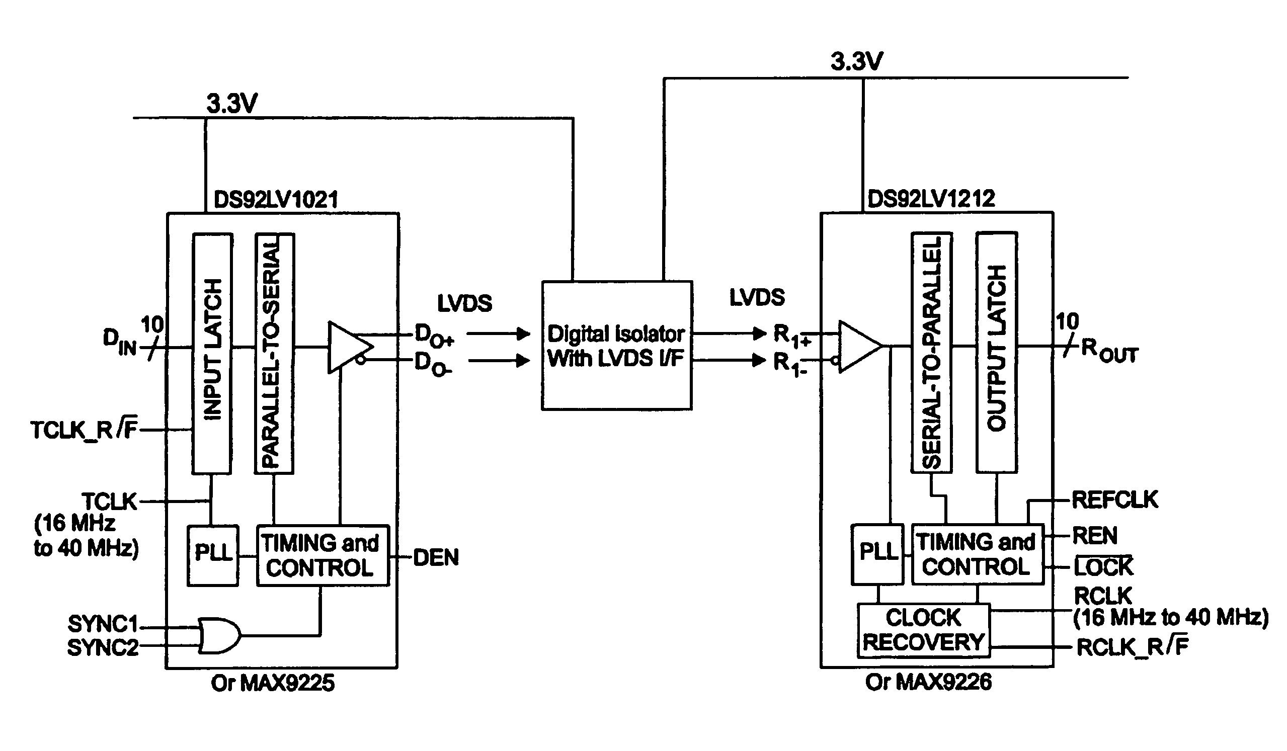 Ground Loop Isolator Circuit