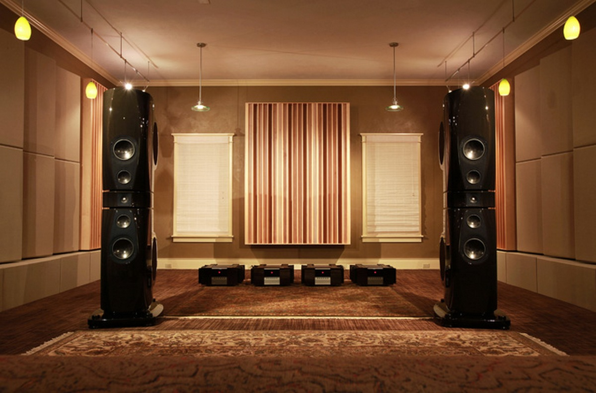 Rooms Review: Hi-Fi Shopping For Value: Part 6 Room Acoustics