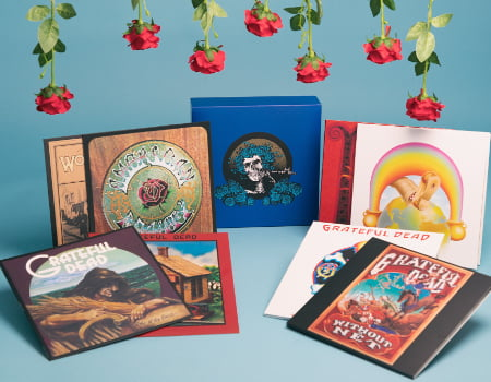 The Story Of The Grateful Dead, Vinyl Me Please Boxed Set (Part 4, Studio '70's)