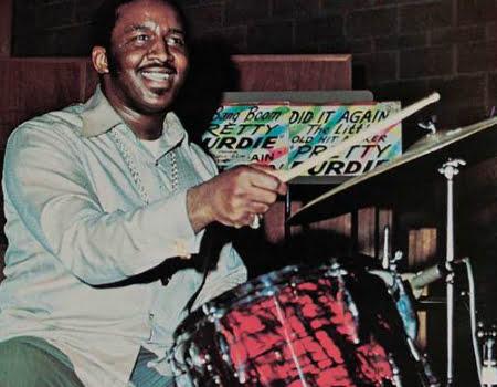"""Drummers Drumming: Bernard Purdie's Purple Vinyl """"Purdie Good!"""""""