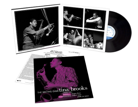 Tina Brooks' The Waiting Game Worth The Wait For Blue Note Tone Poet Vinyl