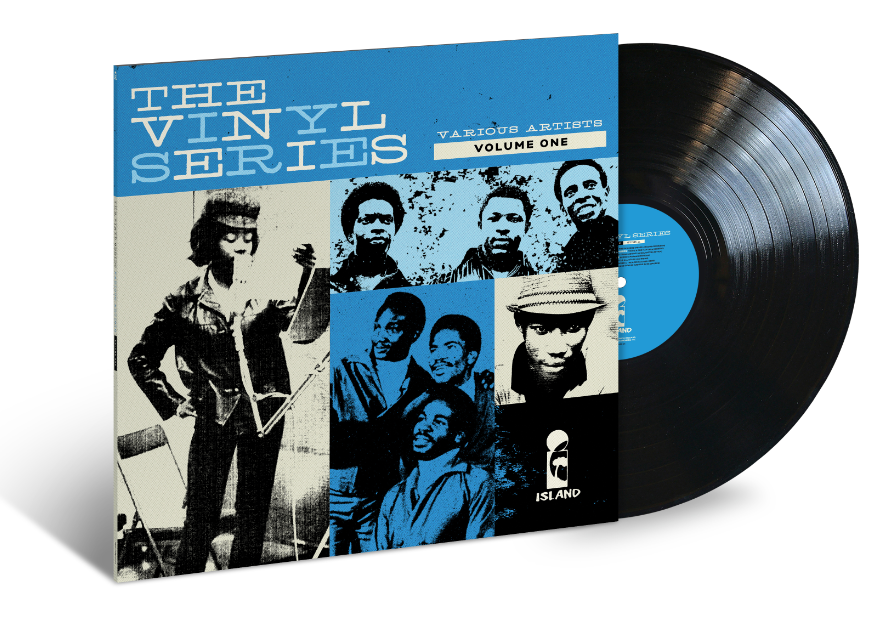 Island Records' Vinyl Series Volume One Delivers Hits & Perspective