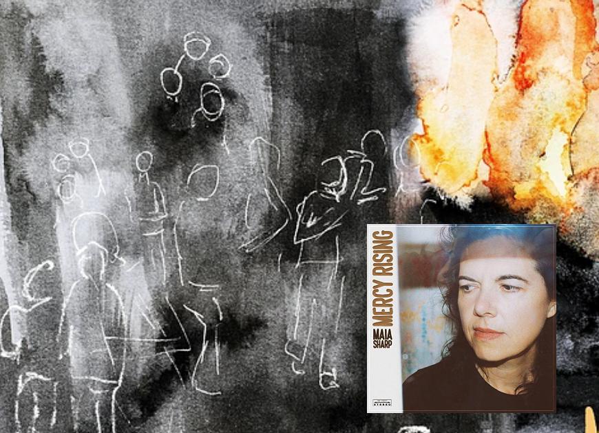 Discovering Maia Sharp Via Mercy Rising CD, Vinyl, Streaming